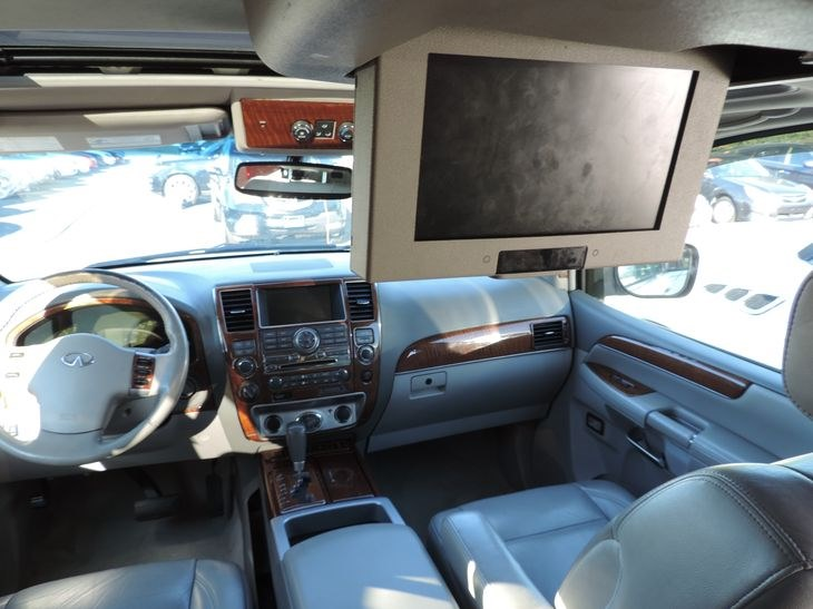 Used Infiniti QX56 4WD 4dr 2008 | 5 Towns Drive. Inwood, New York