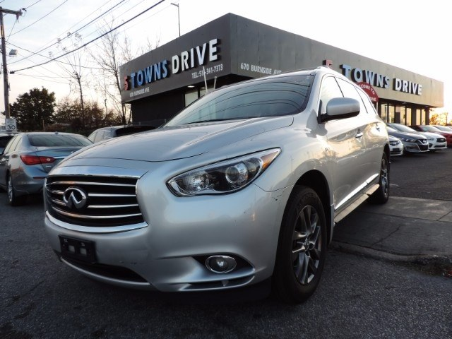 2015 Infiniti QX60 AWD 4dr, available for sale in Inwood, New York | 5townsdrive. Inwood, New York