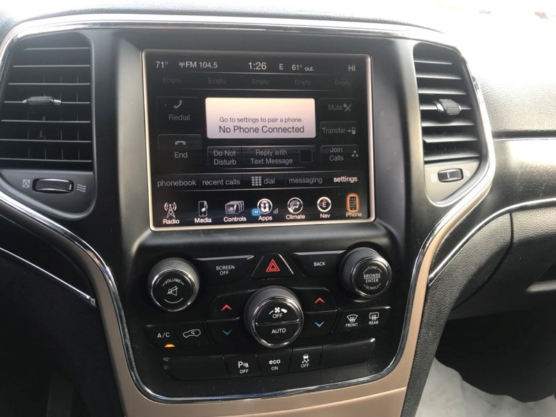 2015 Jeep Grand Cherokee 4WD 4dr Limited, available for sale in Inwood, New York   5 Towns Drive. Inwood, New York