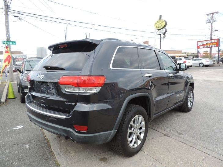 Used Jeep Grand Cherokee 4WD 4dr Limited 2014   5 Towns Drive. Inwood, New York