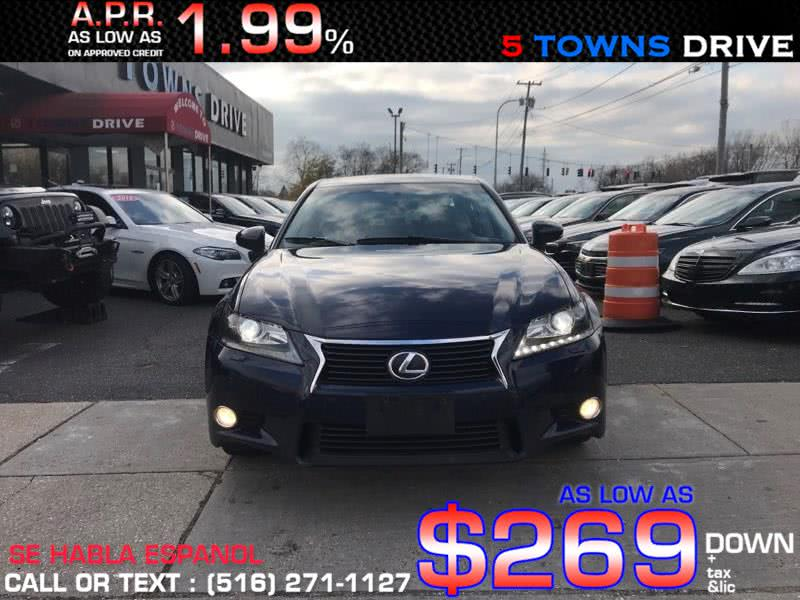 2013 Lexus GS 350 4dr Sdn AWD, available for sale in Inwood, New York | 5townsdrive. Inwood, New York