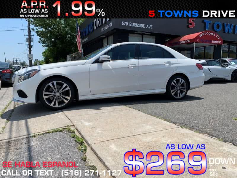 2016 Mercedes-Benz E-Class 4dr Sdn E350 Sport 4MATIC, available for sale in Inwood, New York | 5townsdrive. Inwood, New York
