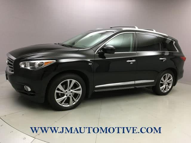 Used 2014 Infiniti Qx60 in Naugatuck, Connecticut | J&M Automotive Sls&Svc LLC. Naugatuck, Connecticut