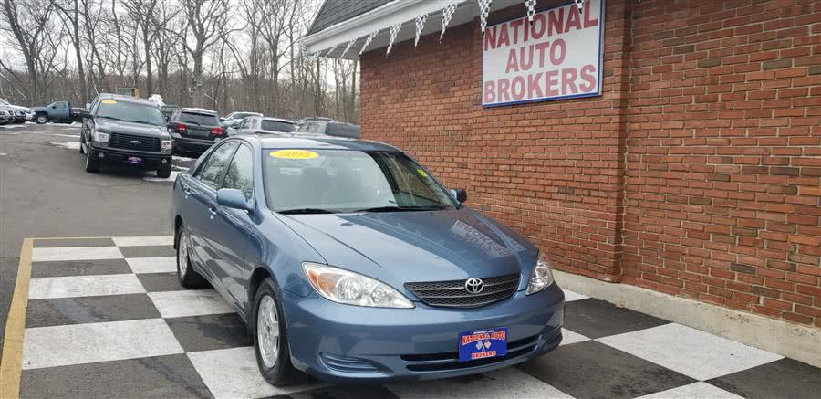 Used Toyota Camry 4dr LE V6 2003 | National Auto Brokers, Inc.. Waterbury, Connecticut