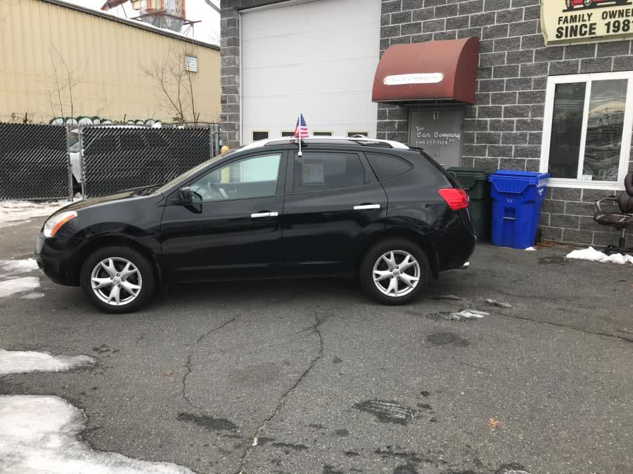 Used 2010 Nissan Rogue in Springfield, Massachusetts | The Car Company. Springfield, Massachusetts