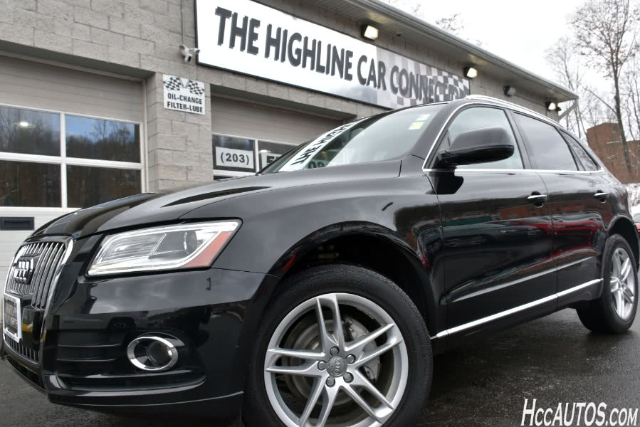 Used 2016 Audi Q5 in Waterbury, Connecticut | Highline Car Connection. Waterbury, Connecticut