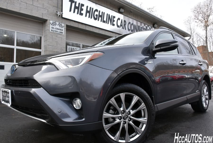 Used 2016 Toyota RAV4 Hybrid in Waterbury, Connecticut | Highline Car Connection. Waterbury, Connecticut