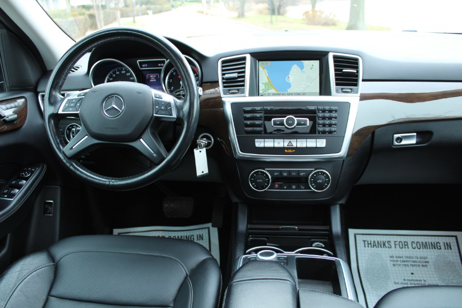 2015 Mercedes-Benz M-Class 4MATIC 4dr ML350, available for sale in Great Neck, NY