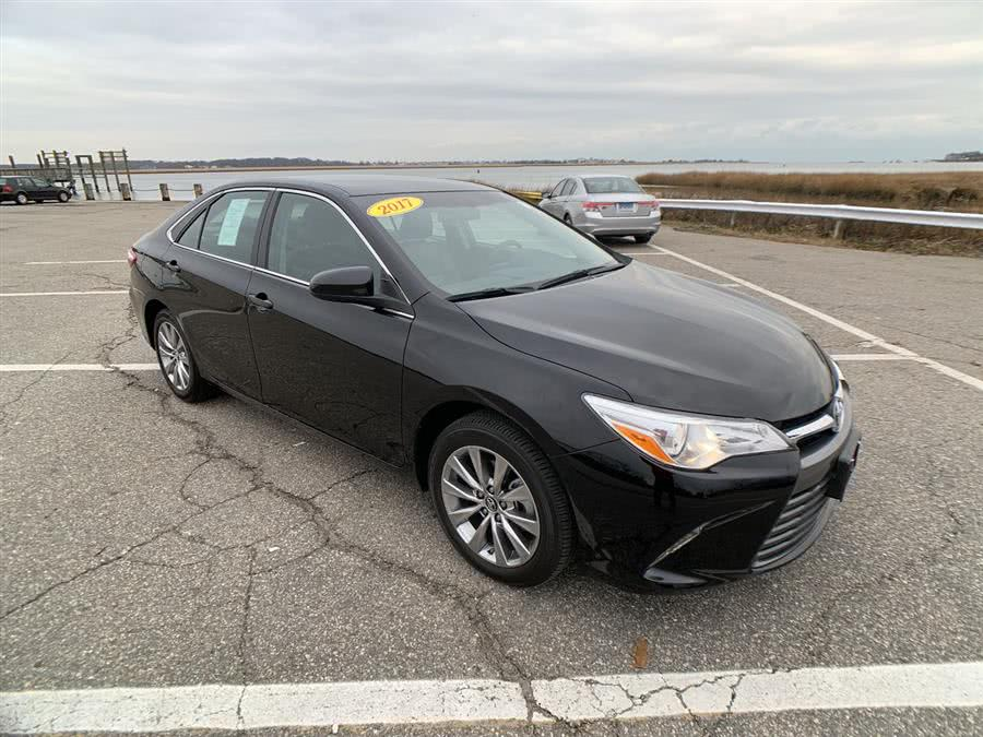 Used Toyota Camry XLE Automatic (Natl) 2017 | Wiz Leasing Inc. Stratford, Connecticut