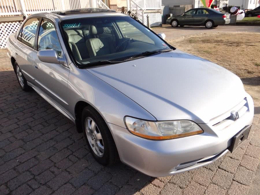 Used 2001 Honda Accord Sdn in West Babylon, New York | SGM Auto Sales. West Babylon, New York