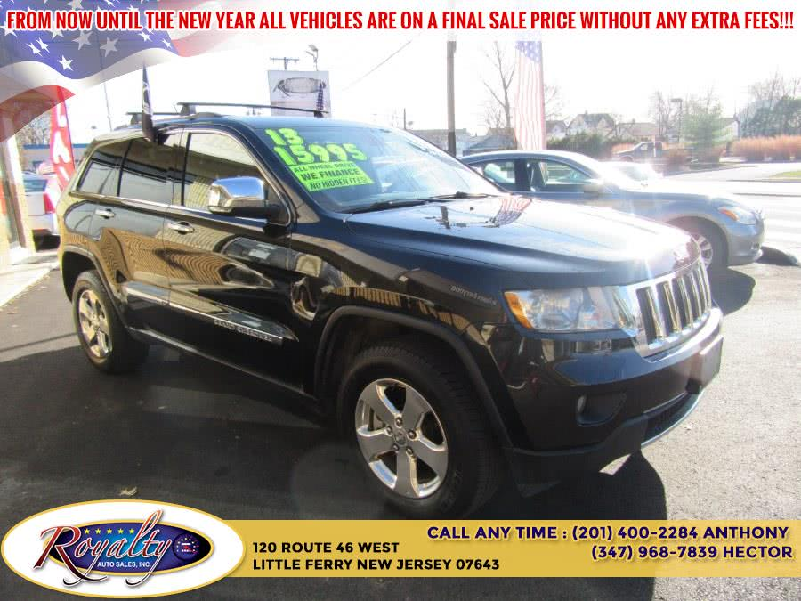 Used 2013 Jeep Grand Cherokee in Little Ferry, New Jersey | Royalty Auto Sales. Little Ferry, New Jersey
