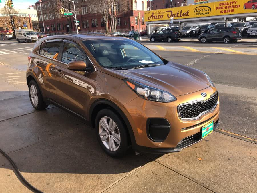 Used 2017 Kia Sportage in Jamaica, New York | Sylhet Motors Inc.. Jamaica, New York