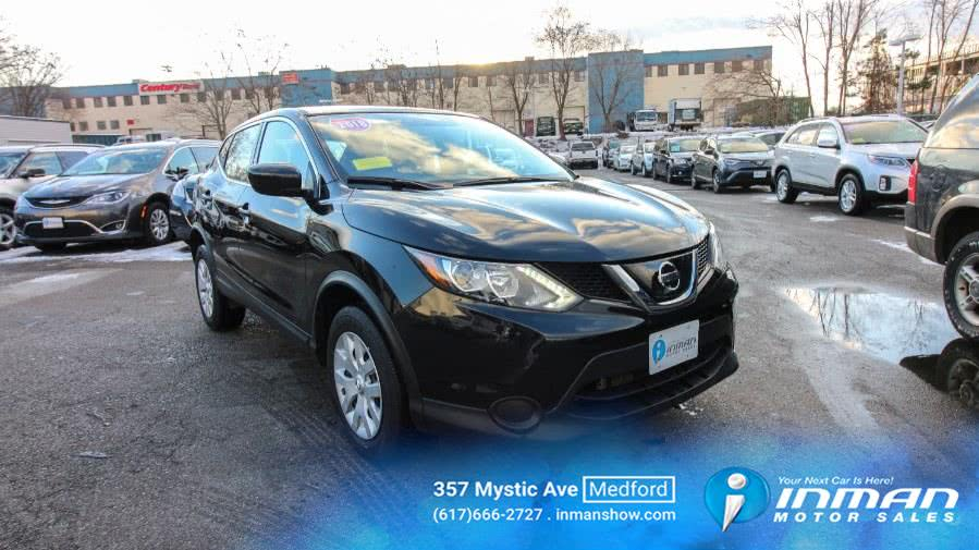 Used 2018 Nissan Rogue Sport in Medford, Massachusetts | Inman Motors Sales. Medford, Massachusetts