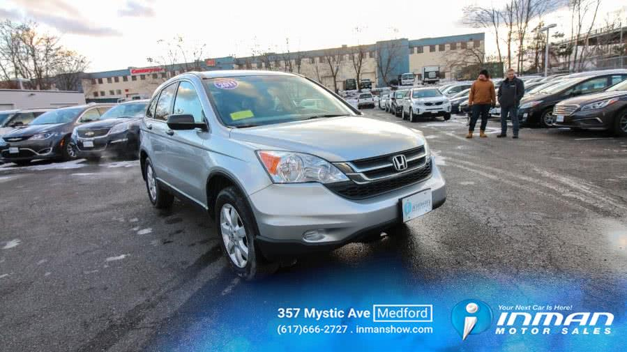 Used 2011 Honda CR-V in Medford, Massachusetts | Inman Motors Sales. Medford, Massachusetts