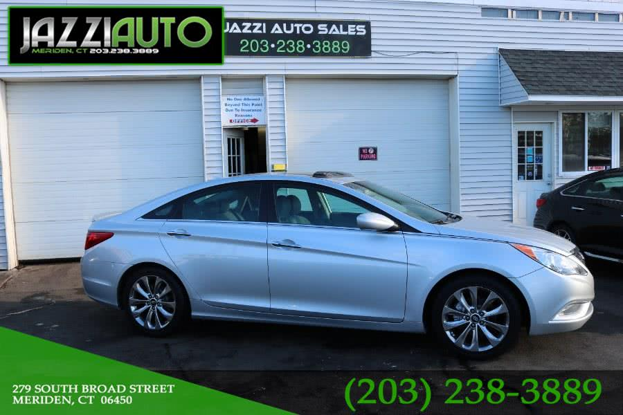 Used 2013 Hyundai Sonata in Meriden, Connecticut | Jazzi Auto Sales LLC. Meriden, Connecticut