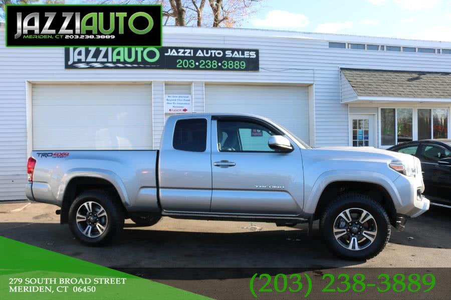 Used 2016 Toyota Tacoma in Meriden, Connecticut | Jazzi Auto Sales LLC. Meriden, Connecticut