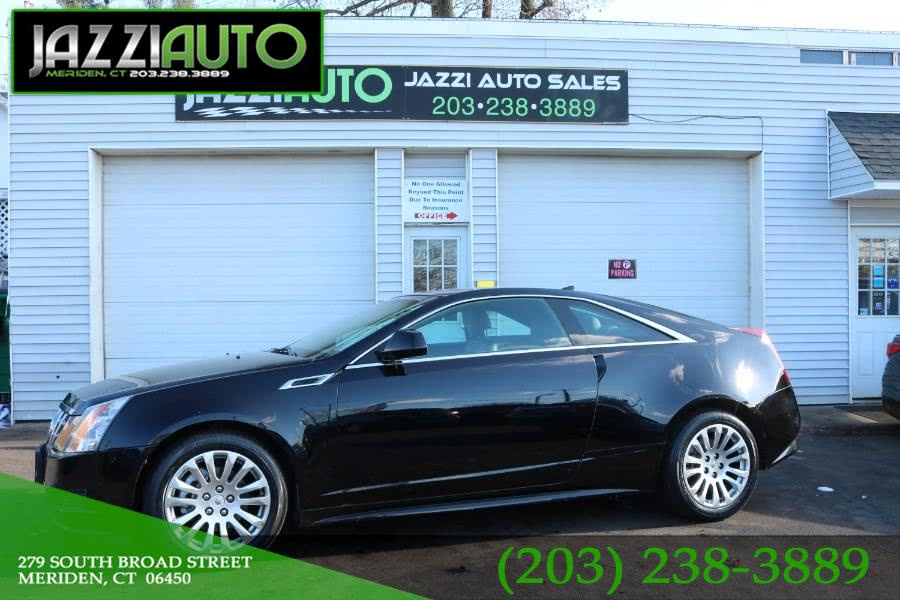 Used 2013 Cadillac CTS Coupe in Meriden, Connecticut | Jazzi Auto Sales LLC. Meriden, Connecticut