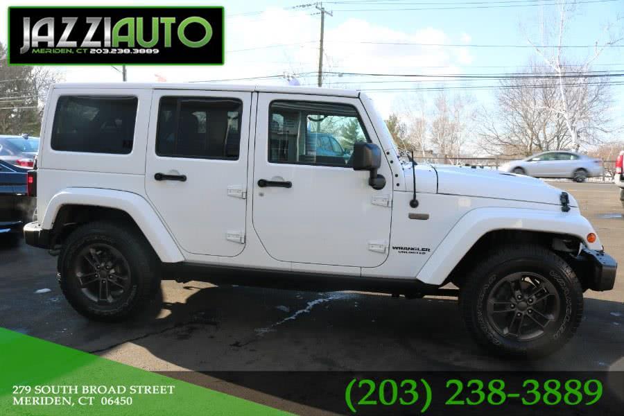 Used 2016 Jeep Wrangler Unlimited in Meriden, Connecticut | Jazzi Auto Sales LLC. Meriden, Connecticut