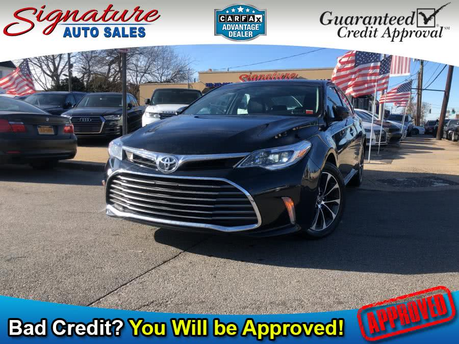 Used 2016 Toyota Avalon in Franklin Square, New York | Signature Auto Sales. Franklin Square, New York