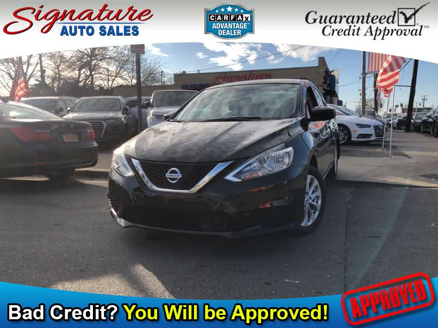 Used 2018 Nissan Sentra in Franklin Square, New York | Signature Auto Sales. Franklin Square, New York