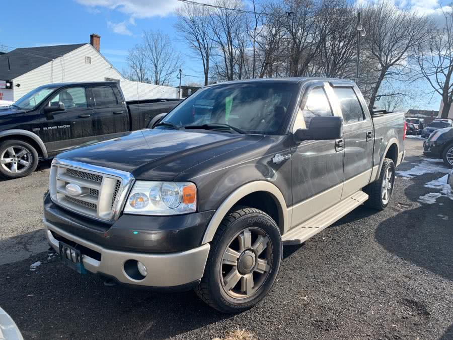 Used 2007 Ford F-150 in Danbury, Connecticut | Car City of Danbury, LLC. Danbury, Connecticut