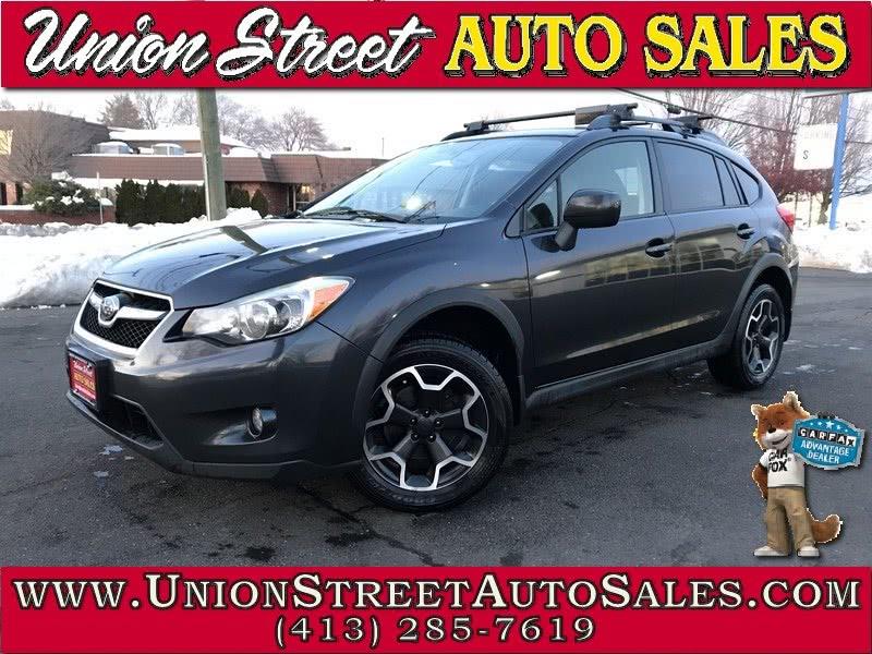 Used 2014 Subaru XV Crosstrek in West Springfield, Massachusetts   Union Street Auto Sales. West Springfield, Massachusetts