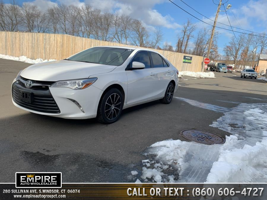 Used Toyota Camry LE Auto (Natl) 2017 | Empire Auto Wholesalers. S.Windsor, Connecticut