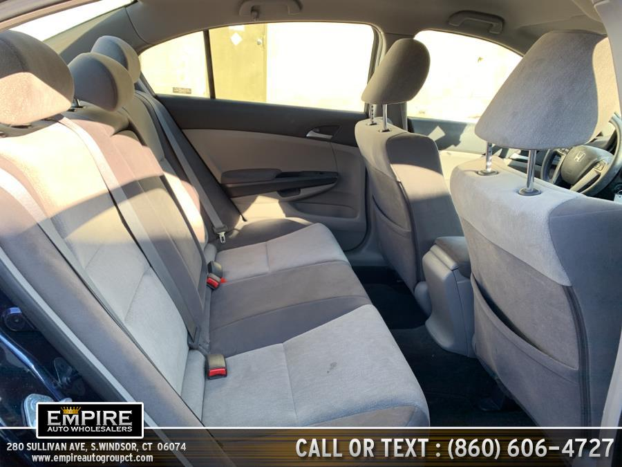2008 Honda Accord Sdn 4dr I4 Auto LX, available for sale in S.Windsor, Connecticut | Empire Auto Wholesalers. S.Windsor, Connecticut