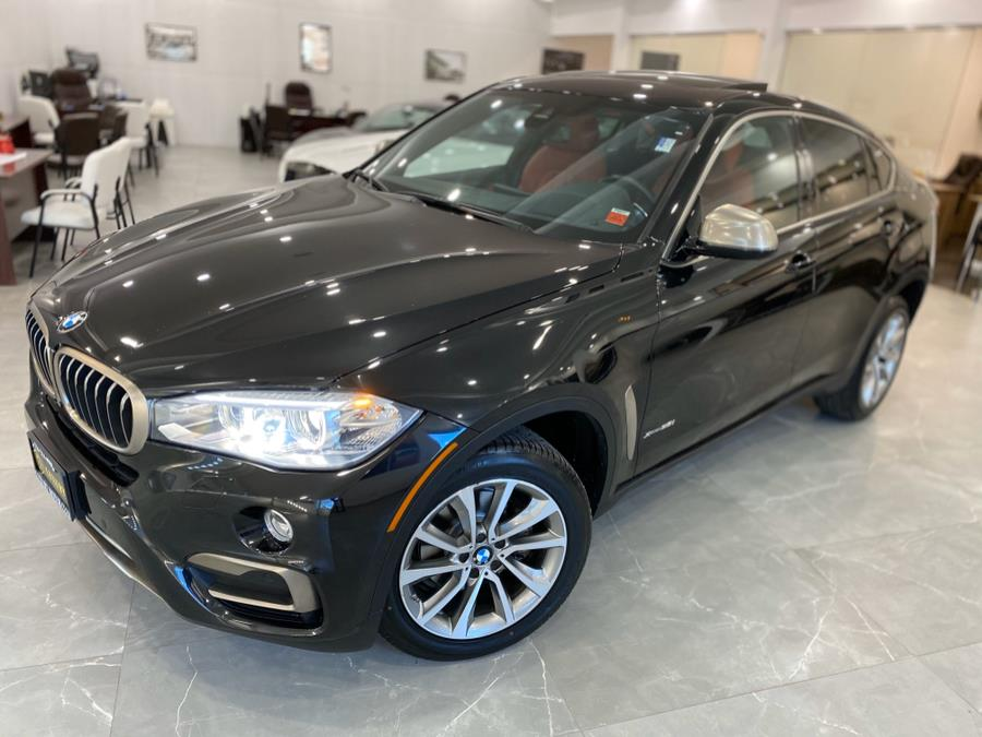 2017 BMW X6 xDrive35i Sports Activity Coupe, available for sale in Franklin Square, New York | Luxury Motor Club. Franklin Square, New York
