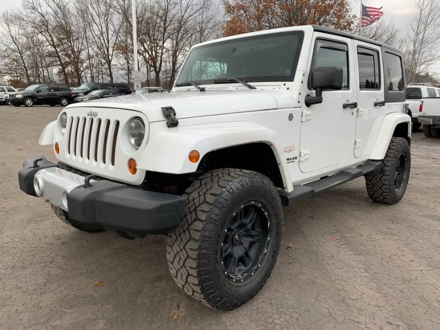 Used 2011 Jeep Wrangler Unlimited in Ortonville, Michigan   Marsh Auto Sales LLC. Ortonville, Michigan