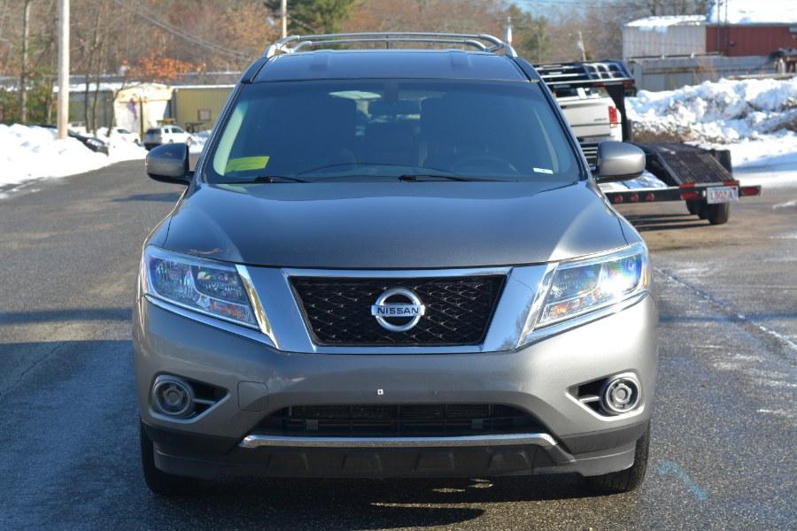 Used Nissan Pathfinder 2WD 4dr Platinum 2015 | New Beginning Auto Service Inc . Ashland , Massachusetts