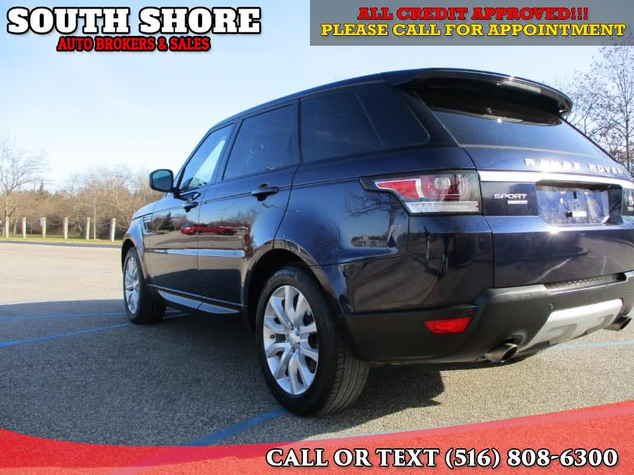 Used Land Rover Range Rover Sport 4WD 4dr HSE 2014 | South Shore Auto Brokers & Sales. Massapequa, New York