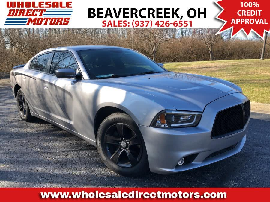 Used Dodge Charger 4dr Sdn SE RWD 2014 | Wholesale Direct Motors. Beavercreek, Ohio