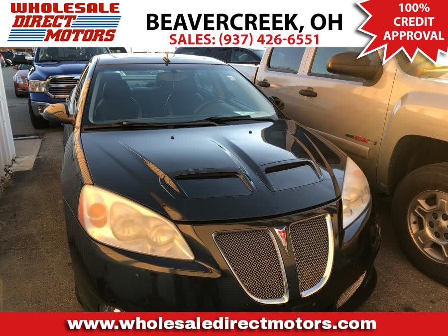 Used 2009 Pontiac G6 in Beavercreek, Ohio | Wholesale Direct Motors. Beavercreek, Ohio