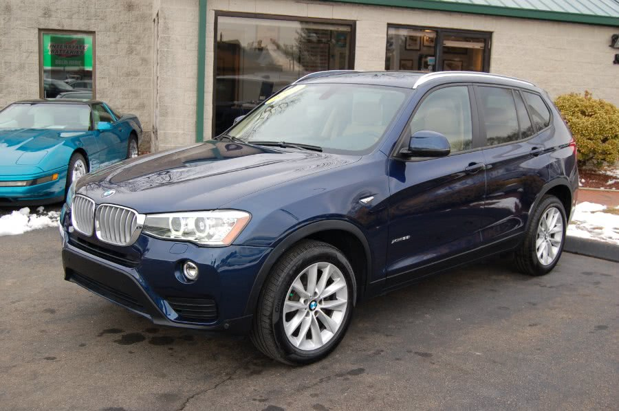 Used 2017 BMW X3 in Old Saybrook, Connecticut | M&N`s Autohouse. Old Saybrook, Connecticut