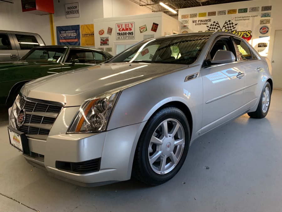 Used 2008 Cadillac CTS in West Babylon , New York | MP Motors Inc. West Babylon , New York