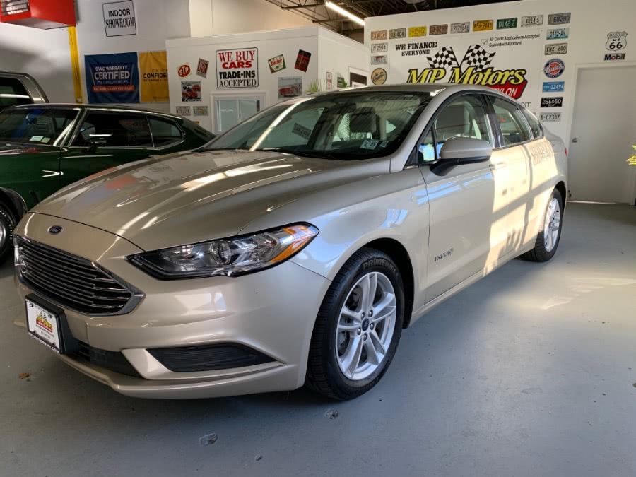 Used Ford Fusion Hybrid SE FWD 2018 | MP Motors Inc. West Babylon , New York