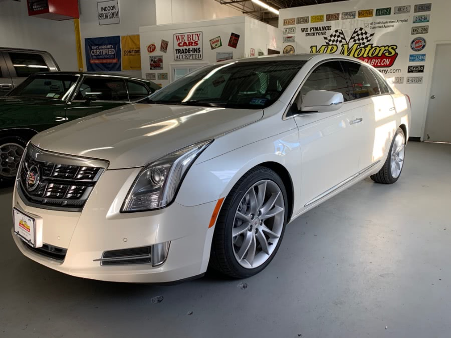 Used Cadillac XTS 4dr Sdn Vsport Premium AWD 2014 | MP Motors Inc. West Babylon , New York