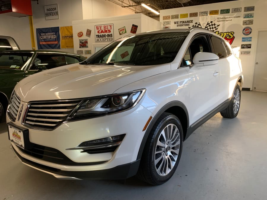 Used 2017 Lincoln MKC in West Babylon , New York | MP Motors Inc. West Babylon , New York