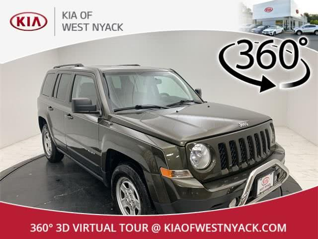 Used Jeep Patriot Sport 2015 | Eastchester Motor Cars. Bronx, New York