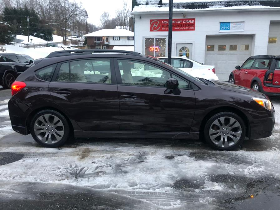 2013 Subaru Impreza Wagon 5dr Man 2.0i Sport Premium, available for sale in Watertown, Connecticut   House of Cars. Watertown, Connecticut
