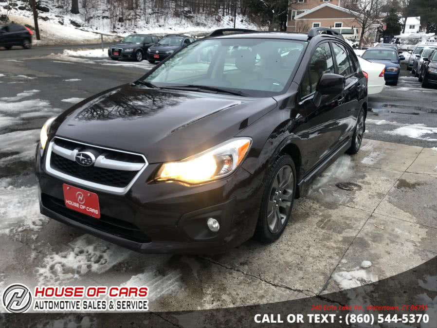 Used Subaru Impreza Wagon 5dr Man 2.0i Sport Premium 2013 | House of Cars. Watertown, Connecticut