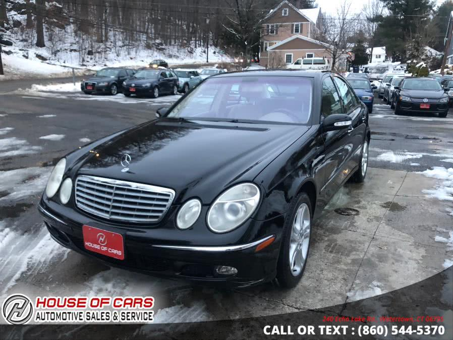 Used 2006 Mercedes-Benz E-Class in Watertown, Connecticut | House of Cars. Watertown, Connecticut