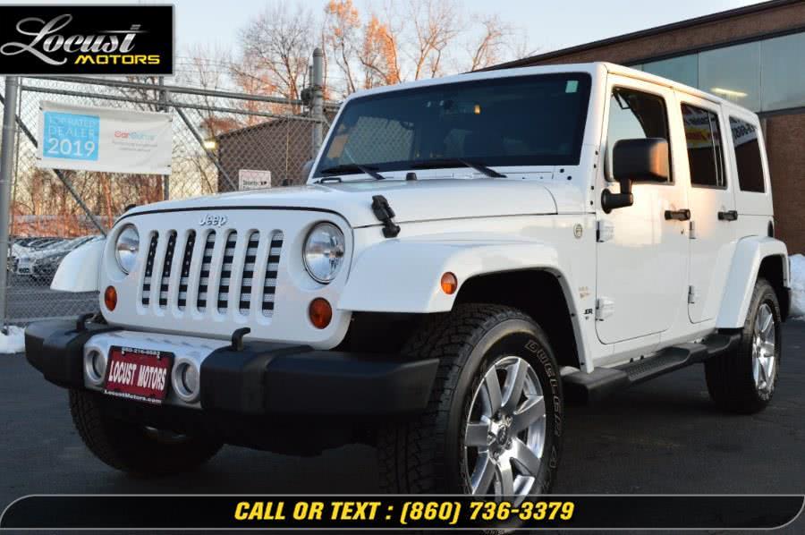 Used 2013 Jeep Wrangler Unlimited in Hartford, Connecticut | Locust Motors LLC. Hartford, Connecticut