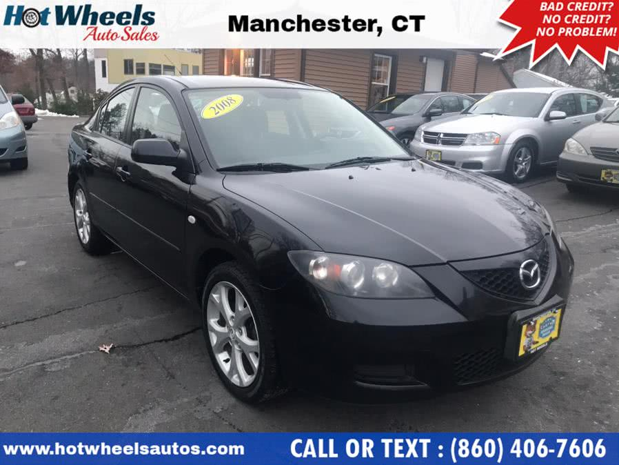 Used 2008 Mazda Mazda3 in Manchester, Connecticut | Hot Wheels Auto Sales LLC. Manchester, Connecticut