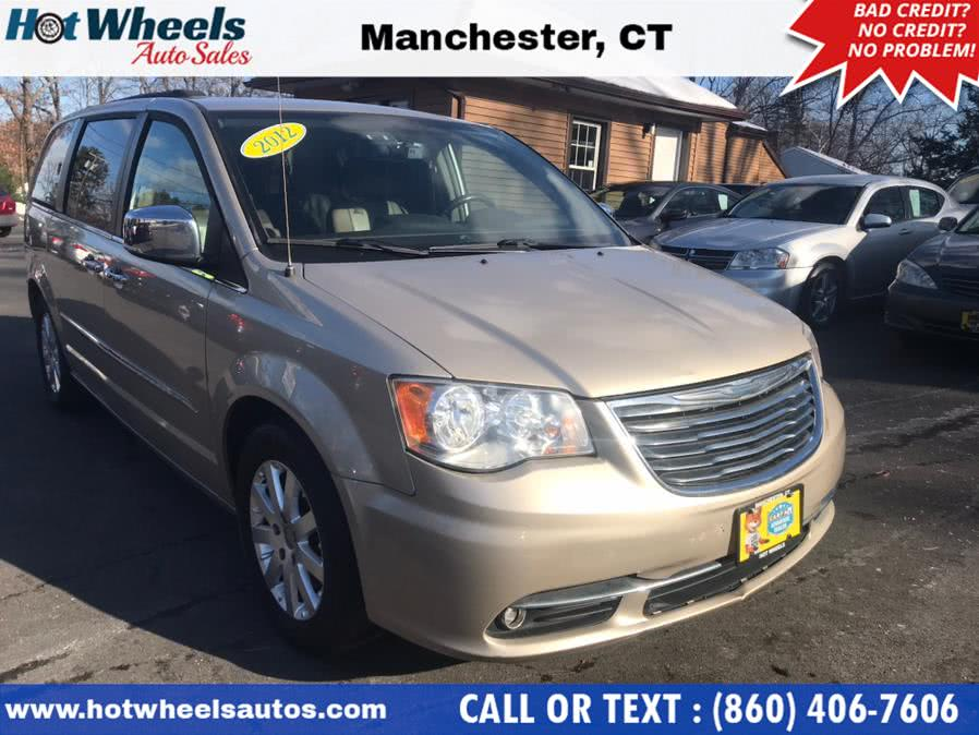 Used Chrysler Town & Country 4dr Wgn Touring-L 2012 | Hot Wheels Auto Sales LLC. Manchester, Connecticut