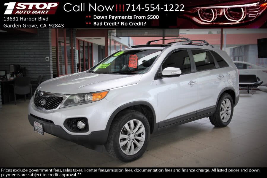 Used 2011 Kia Sorento in Garden Grove, California | 1 Stop Auto Mart Inc.. Garden Grove, California