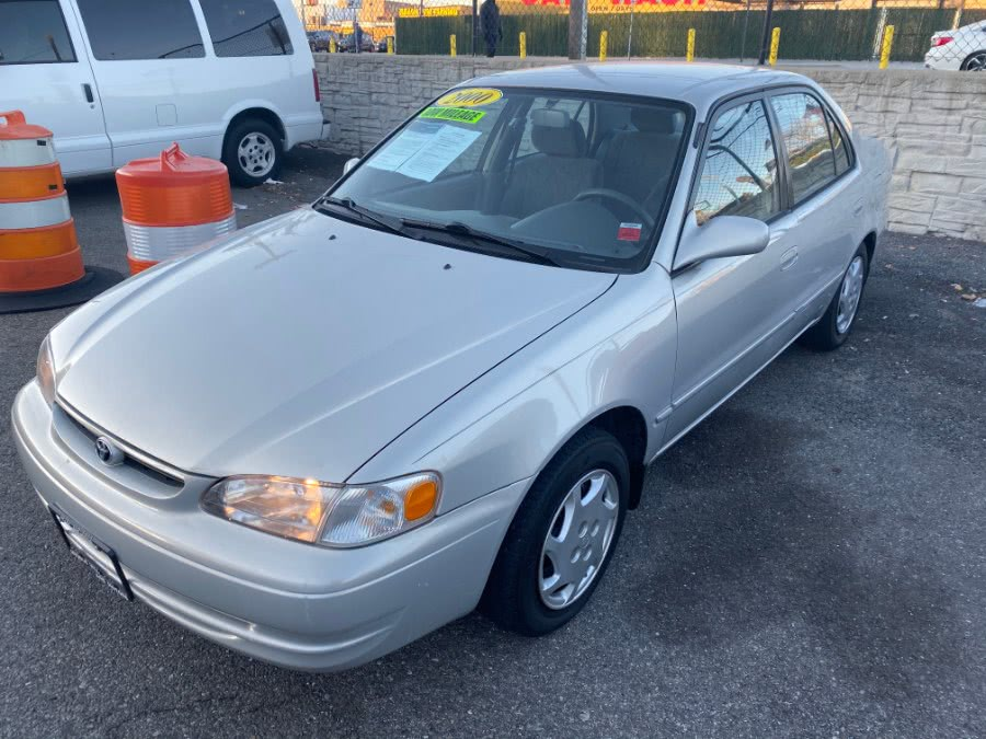 Used 2000 Toyota Corolla in Middle Village, New York | Middle Village Motors . Middle Village, New York