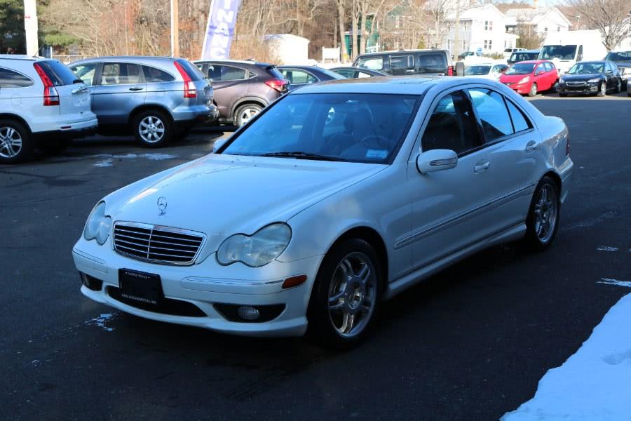 Used 2003 Mercedes-Benz C-Class in Bristol, Connecticut | Dealmax Motors LLC. Bristol, Connecticut