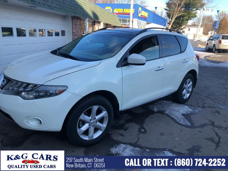 Used 2009 Nissan Murano in New Britain, Connecticut | K and G Cars . New Britain, Connecticut
